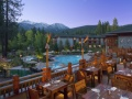 Hyatt Regency Lake Tahoe Restaurant and Swimming Pool