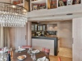 Chalet Thanasis kitchen