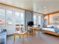 Bedroom, Hotel Derby, Grindelwald