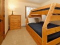 Bunk bed, 700 Monarch Condominiums, Aspen