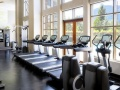 Gym, Westin Resort and Spa Suites, Whistler