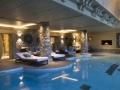 Hotel pool, Haute Couture Suite Chalets, Courchevel