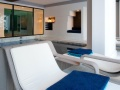 Pool side, La Sivoliere Duplex Apartments, Courchevel