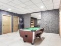 Hotel Le Chamois Game Room