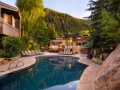 Pool, The Gant Aspen Condominiums, Aspen