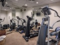 Whistler Peak Lodge Suites - Gym