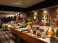 Breakfast Buffet, Hotel Alpes du Pralong, Courchevel