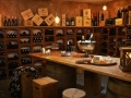 Montana Lodge and Spa Wine Cellar
