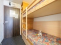 Sleeping Alcove, Inter Residence, Tignes