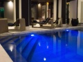Swimming pool, La Sivoliere Duplex Apartments, Courchevel