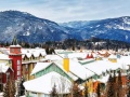 Pan Pacific Whistler Village Centre View