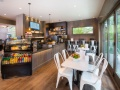 Cafe, The Gant Aspen Condominiums, Aspen