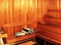 Sauna, Crystal Lodge Suites, Whistler