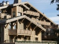 Exterior, Hotel Barriere Les Neiges, Courchevel