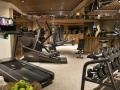 Fitness Centre, Hotel Barriere Les Neiges, Courchevel