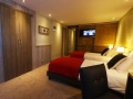 Bedroom, Hotel Edelweiss, Courchevel