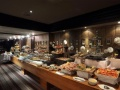 Seafood Buffet, Hotel Alpes du Pralong, Courchevel