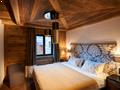 Chalet Iona Double Bed