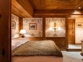 Bedroom, Hotel Palace Les Airelles, Courchevel