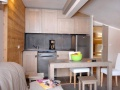 Kitchen Area, Lune Argent, Megeve
