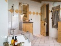 Bathroom, Le Coeur d'Or, Bourg Saint-Maurice