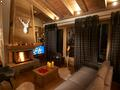 Chalet Marwari, Val d'Isere - Living Room