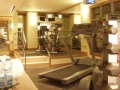 Gym, Pan Pacific Whistler Village Centre Suites, Whistler