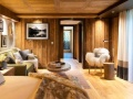 Living Area, Hotel Barriere Les Neiges, Courchevel