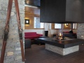 Le Chalet du Mont Vallon Spa Resort Lounge