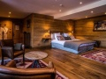 Deluxe Suite, Hotel Courcheneige, Courchevel