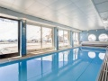 Indoor Pool, Inter Residence, Tignes