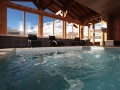 Le Chalet du Mont Vallon Spa Resort Indoor Pool