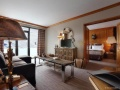 Living Area, Hotel Alpes du Pralong, Courchevel