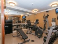 Fox Hotel and Suites - Gym