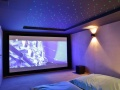 Chalet Thanasis home cinema