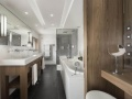 Bathroom, Hotel Barriere Les Neiges, Courchevel