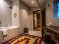 Suite bathroom, Hotel Courcheneige, Courchevel