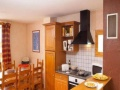 Kitchen, Les Chalets Alpages, La Plagne