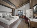 Bedroom, Hotel Barriere Les Neiges, Courchevel