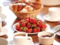 Strawberries and Afternoon Tea