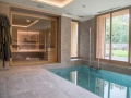 Chalet Thanasis indoor pool