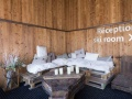 Communal Seating, Le Hameau de Barthelemy, La Rosiere