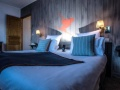 Bedroom, Hotel Courcheneige, Courchevel