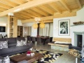 Residence Zell am See - Penthouse Living Area