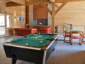 Games room, Les Grandes Alpes, La Clusaz