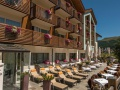 Terrace, Lac Salin Spa and Mountain Resort