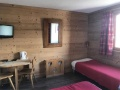Bedroom, Hotel Bellecote, La Plagne