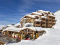 Exterior, Bedroom, Pashmina Le Refuge Homes and Chalets, Val Thorens