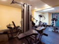 Fitness Centre, Hotel Silver Creek Lodge, Silver Star