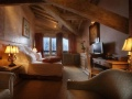 Bedroom, Hotel Le Lana, Courchevel